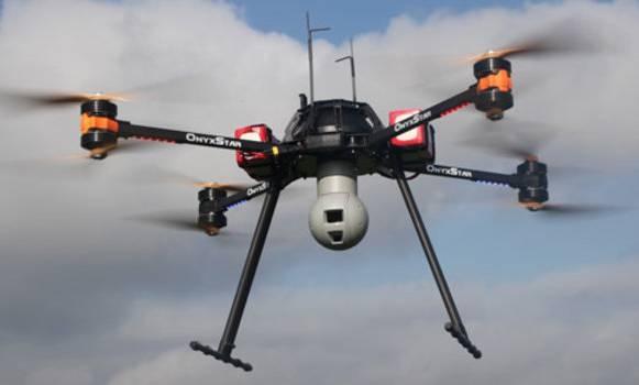 Localización de drones y guiado de ciclistas por satélite