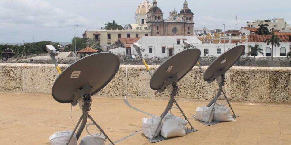La Banda Ka, una alternativa para el internet satelital en Colombia