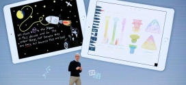 Apple lanza un iPad de bajo costo dirigido a estudiantes